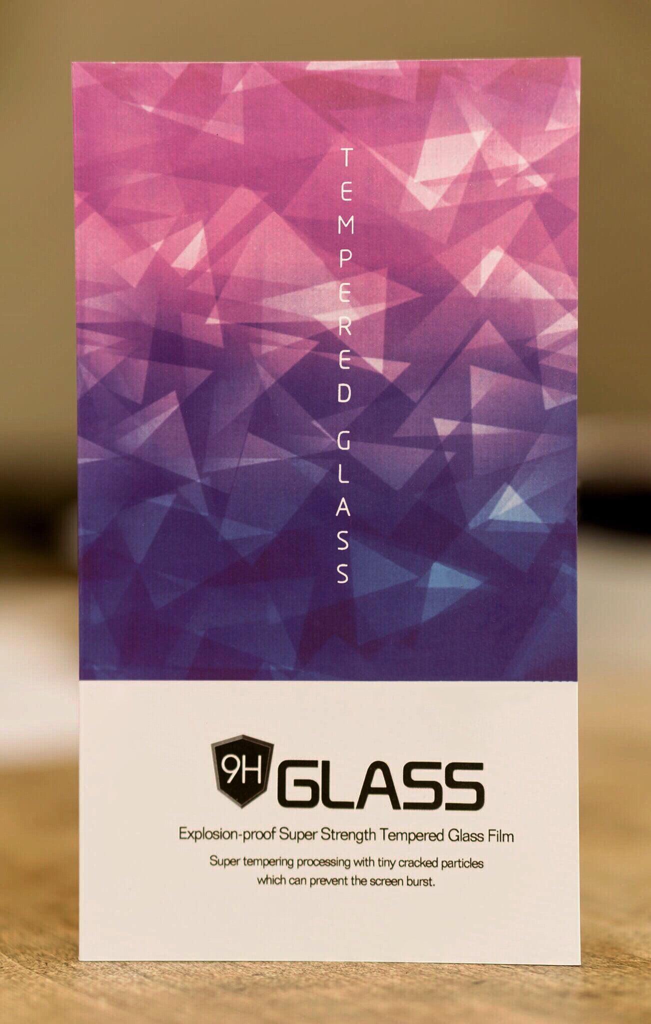 3D tempered glass Samsung Galaxy A6 Plus