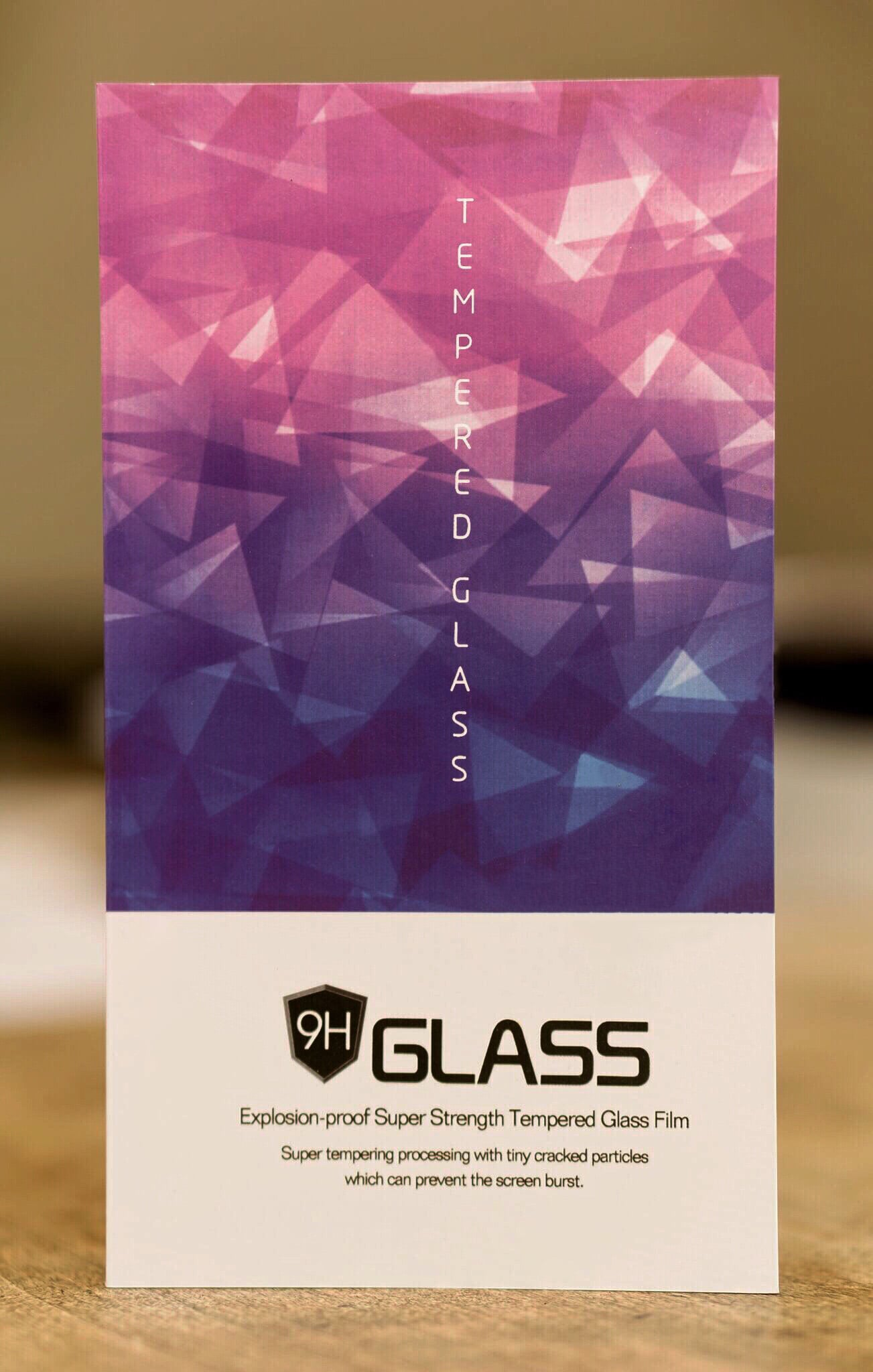 Tempered glass Nubia X