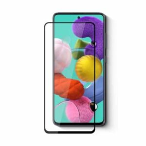 3D Tempered Glass Samsung Galaxy A51